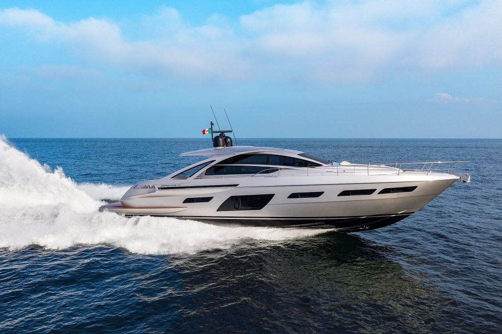 The New Pershing 7X Helps Take the Italian Boatbuilder to a New Level