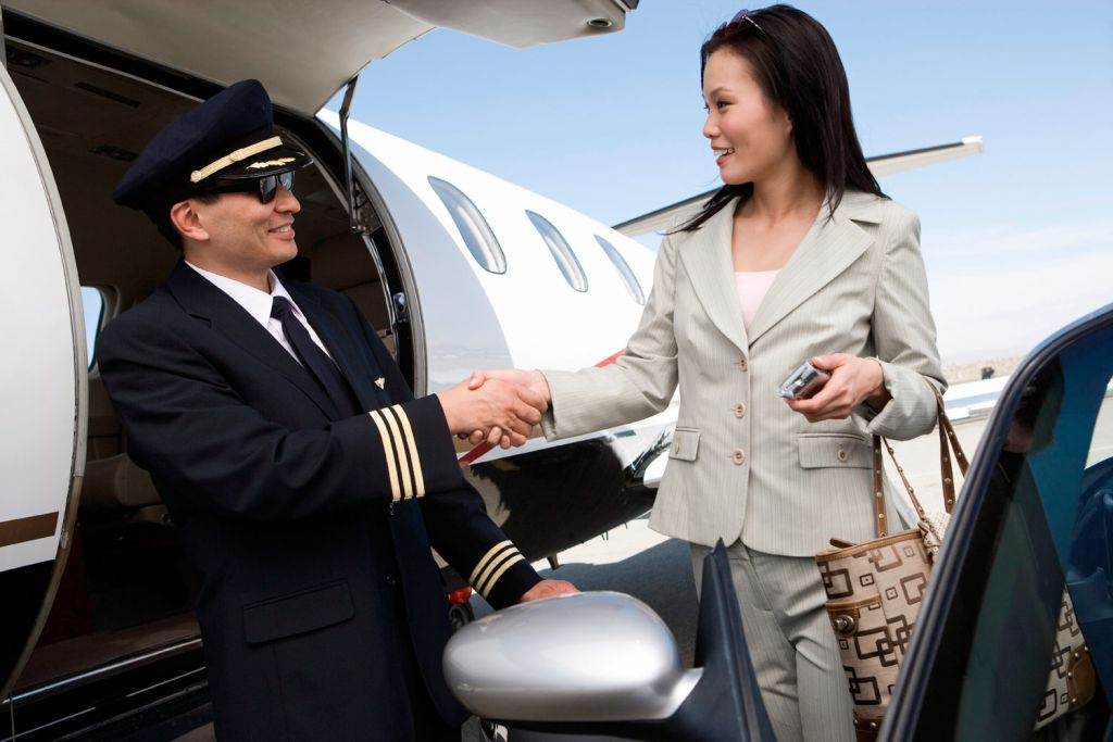 Private Jet Companies need to adopt all technology