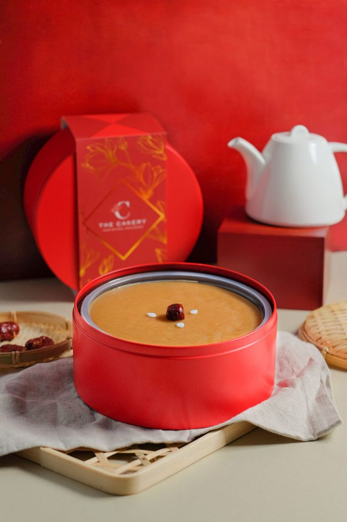 Hong Kong's The Cakery Introduces Guilt-Free Chinese New Year Treats 7