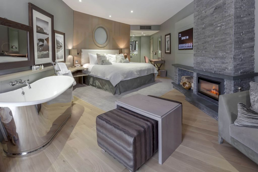 Room at the Brimstone Hotel & Spa in the Lake District