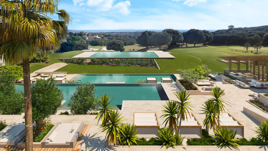 Almenara Hotel to Reopen in Spring 2021 as the SO/Sotogrande