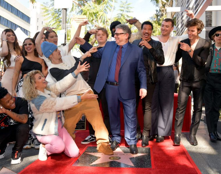 Sir Lucian Grainge Gets a Star on Hollywood's illustrious Walk of Fame 24