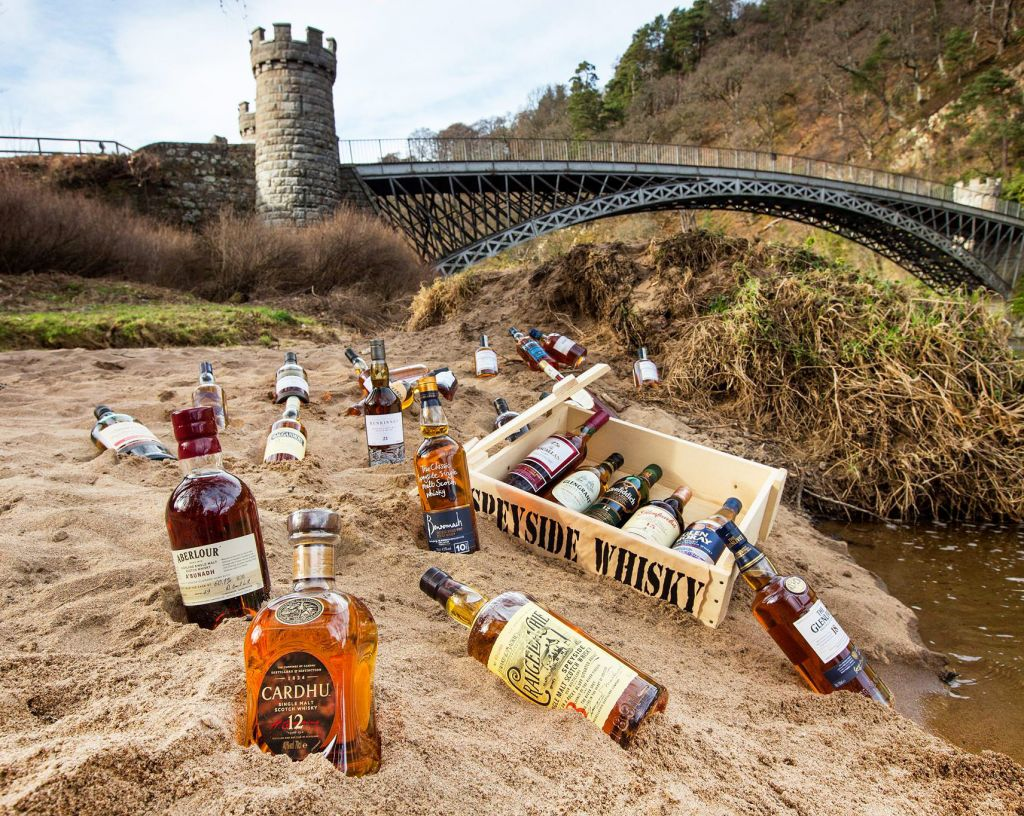 Spirit of Speyside Whisky Festival will feature over 700 ticketed whisky-themed activities