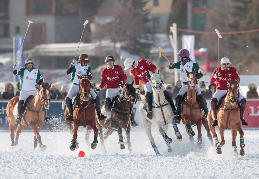 St. Moritz Takes Top Honours at Snow Polo World Cup St. Moritz 2020 11