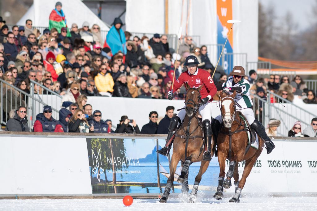 St. Moritz Takes Top Honours at Snow Polo World Cup St. Moritz 2020 12