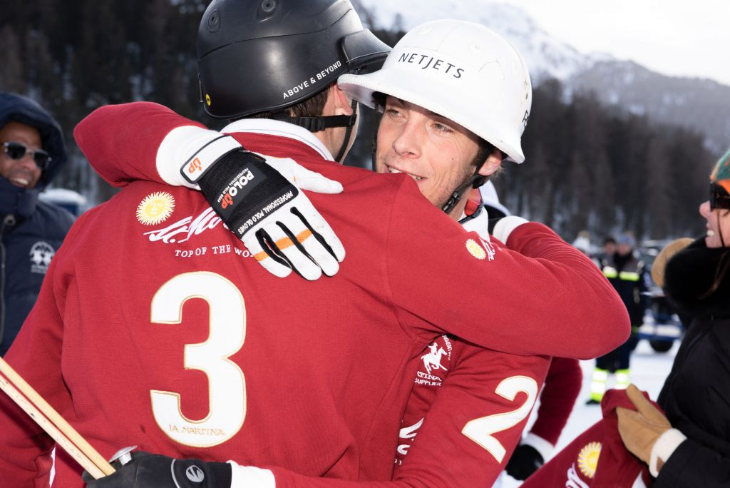 St. Moritz Takes Top Honours at Snow Polo World Cup St. Moritz 2020