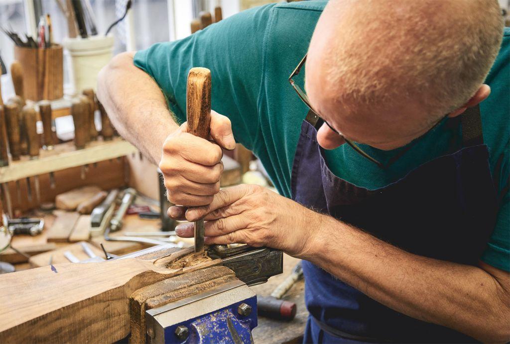 The Art of British Handmade Gunmaking