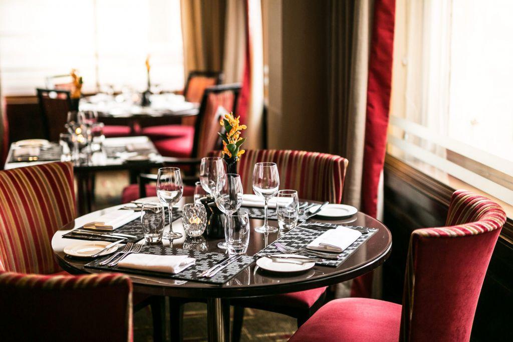 The Cavendish Hotel restaurant in London