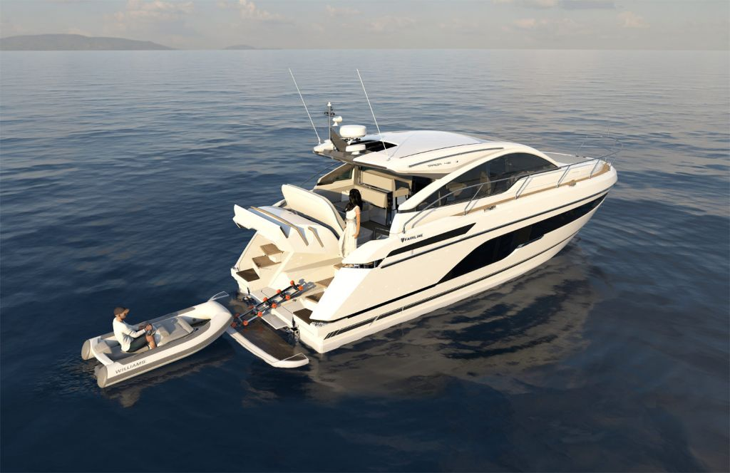 The Fairline Targa 45 GT