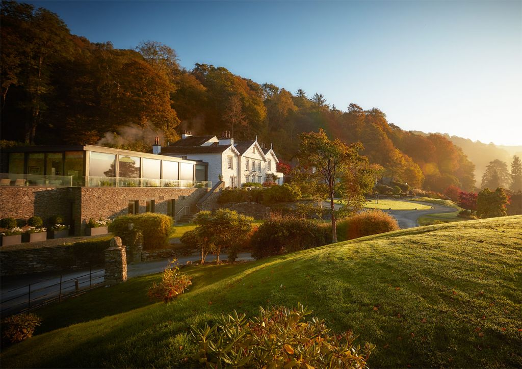 The Samling Hotel in the Lake District