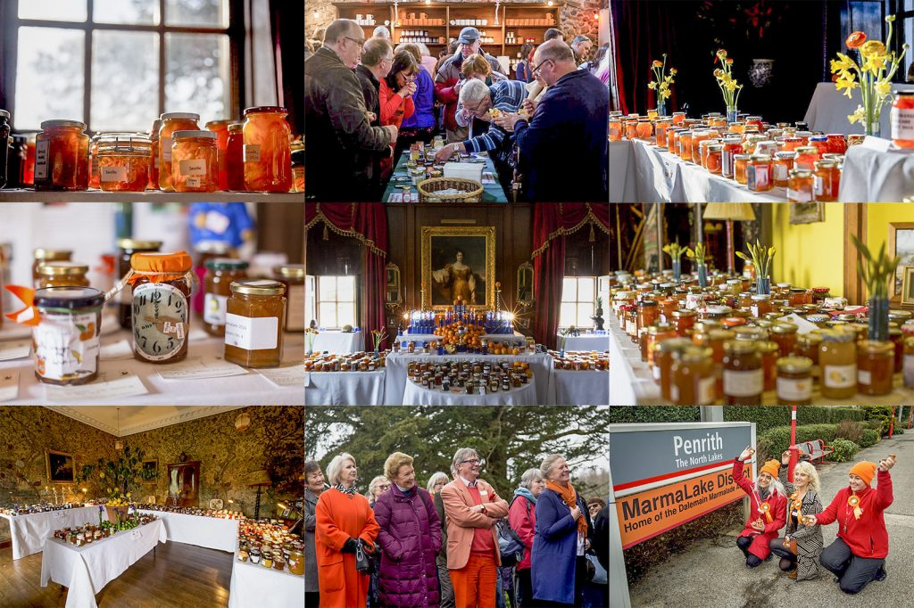 The marmalade awards festival