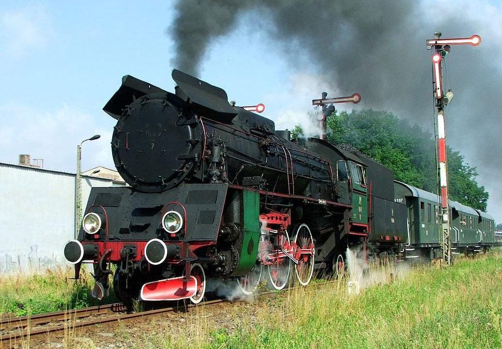 The Wolsztyn Experience with Ffestiniog Travel
