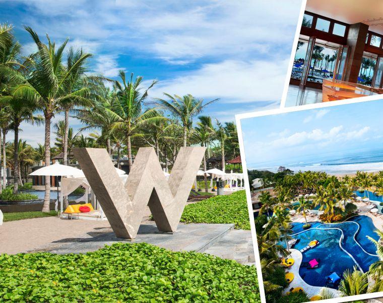 We Experience W Bali Seminyak - Contemporary Luxury in Paradise