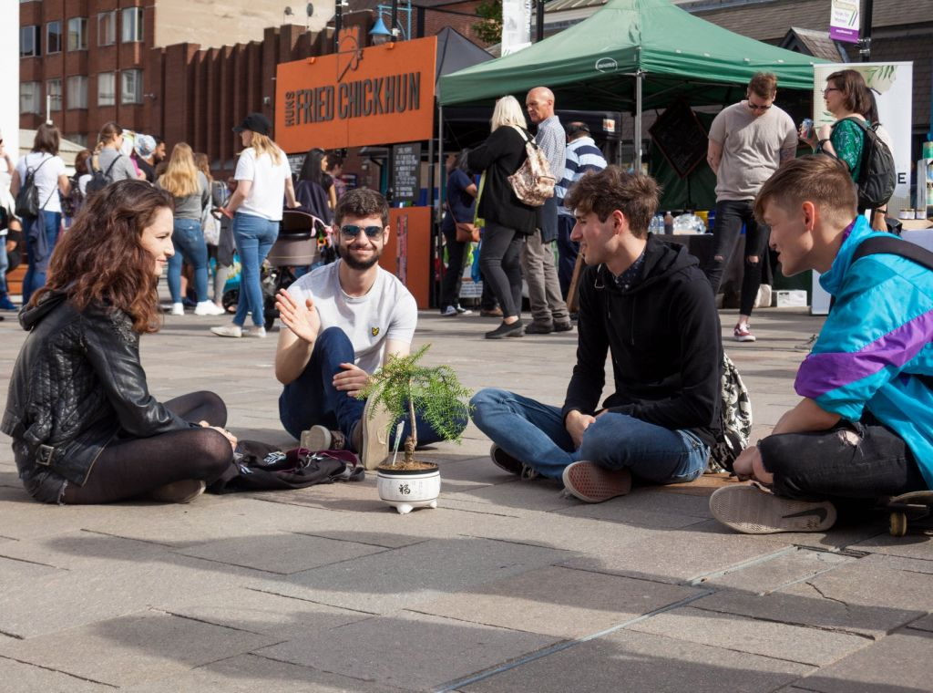Leicester's 100% Vegan Monthly Market is Back for 2020 2
