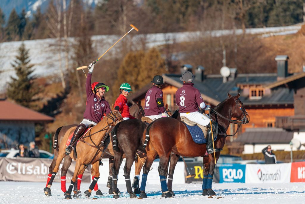 World Polo League at the Snow Polo World Cup Kitzbühel 2020