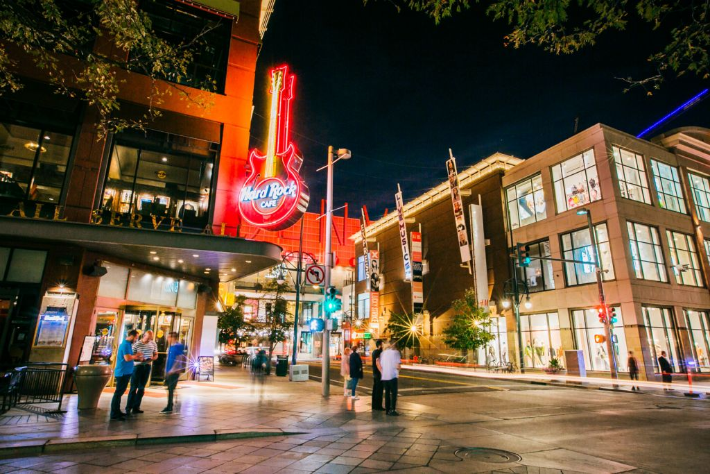 16th Street Mall – Denver, Colorado