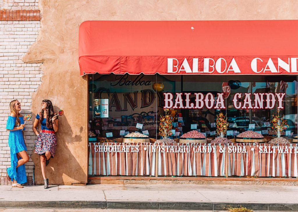 Balboa Candy in Newport beach California