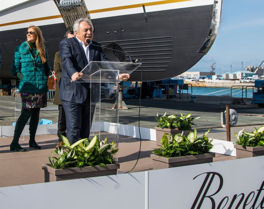 Benetti Launches Six-deck 70-meter Long FB273 Custom Superyacht