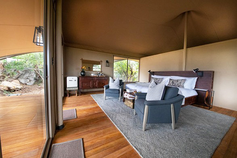Boschendal luxury tented camp