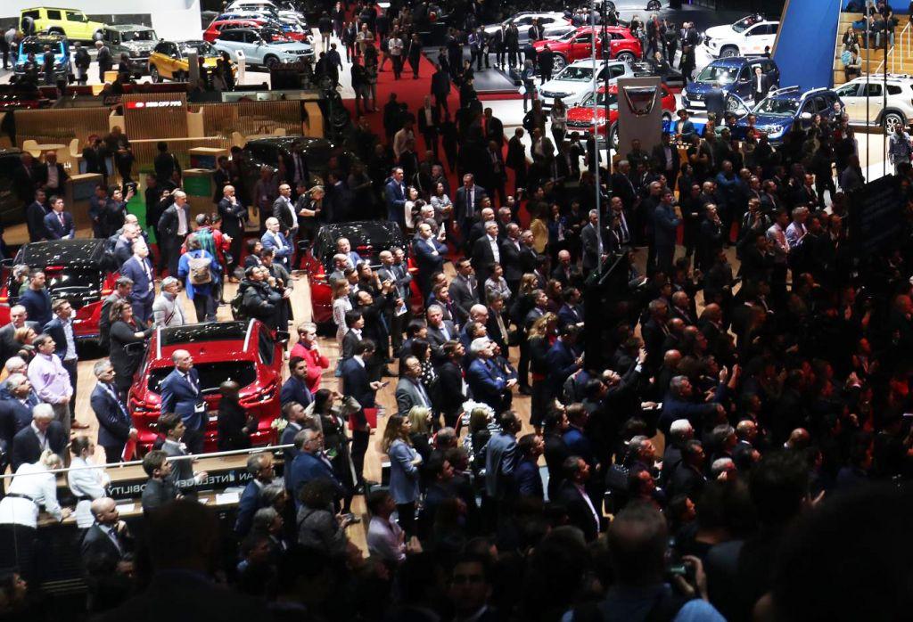 Coronavirus Crisis is threatening an Already Downbeat Geneva Motor Show