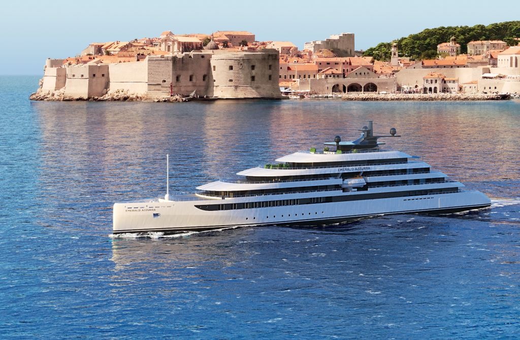 Emerald Enters Yacht Cruising Market with the Emerald Azzurra