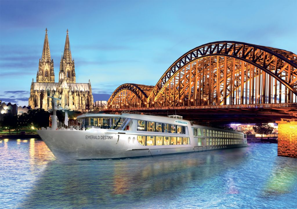 River Cruises for History Buffs on the Rhine, Danube and Nile