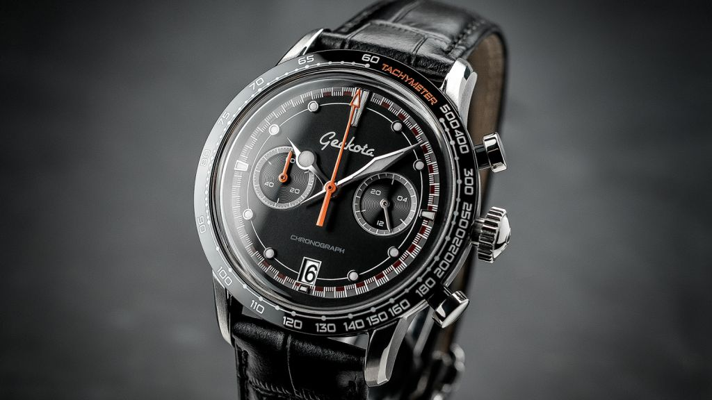 The C-04 Space Age Racing watch is a completely bespoke timepiece