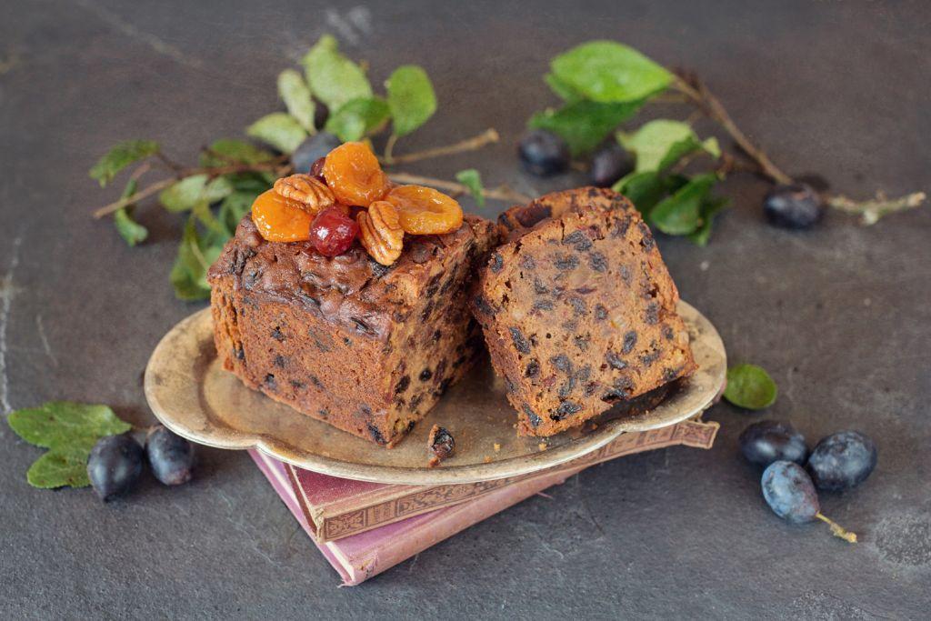 Ginger Bakers fruit cake
