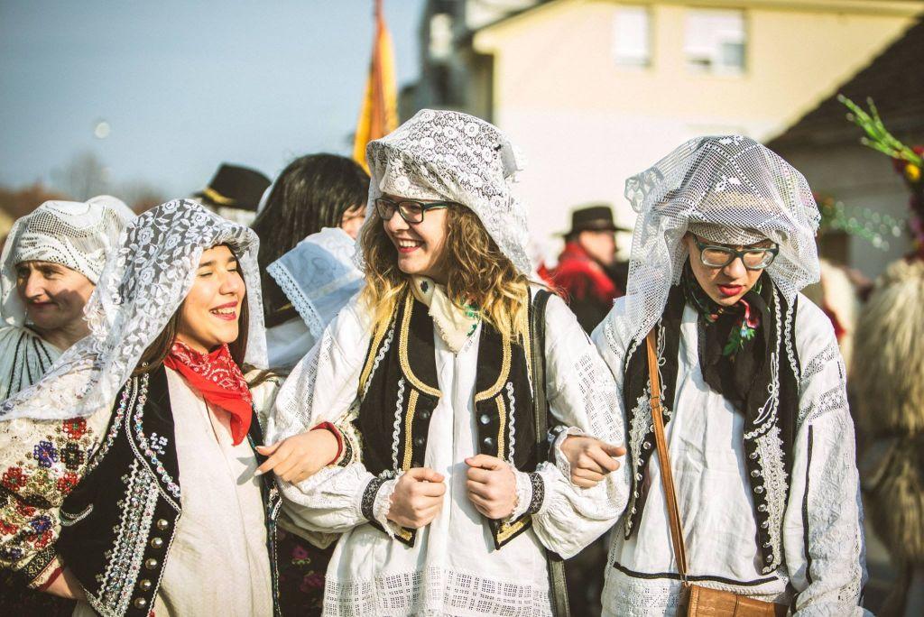 Spring Procession of Ljelje/Kraljice