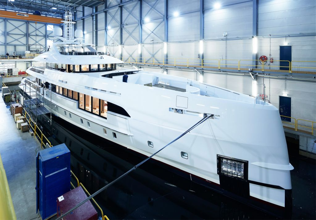 Heesen To Launch Ultra-Silent Eco-Friendly Hybrid Superyacht Named Electra