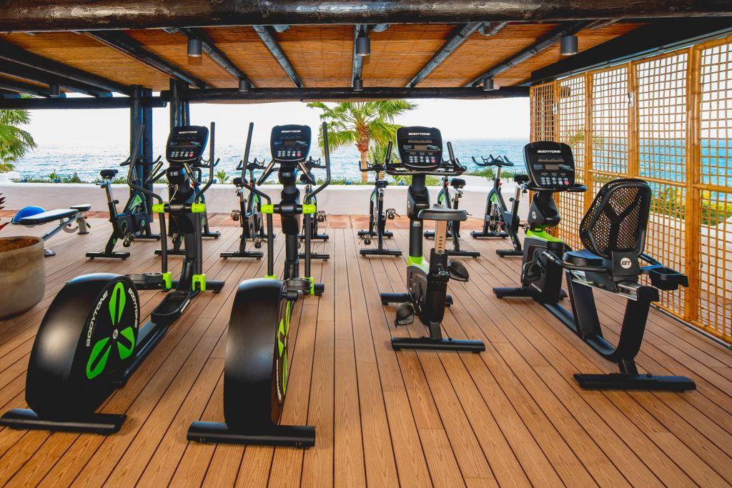 Hotel Jardín Tropical Ocean Gym
