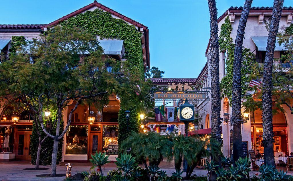 La Arcada – Santa Barbara, California