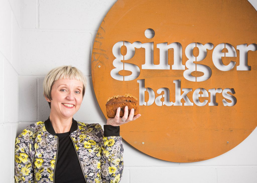Cumbrian Cake Company Ginger Bakers Celebrates Liberty Launch