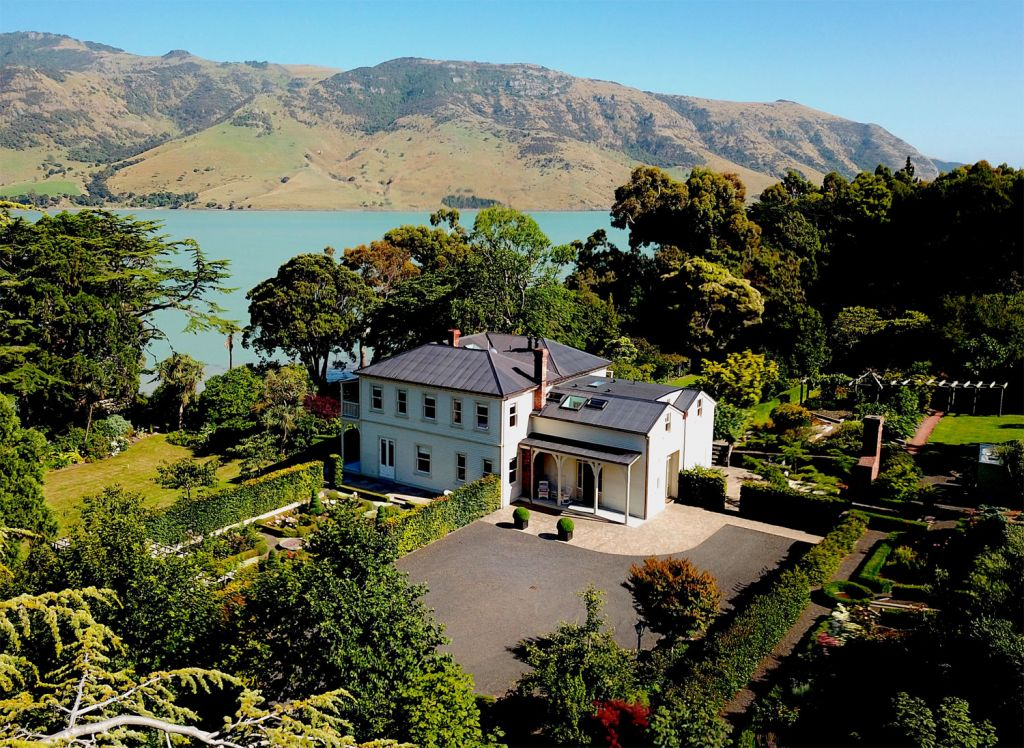 Romance & Heritage at Annandale Homestead in New Zealand