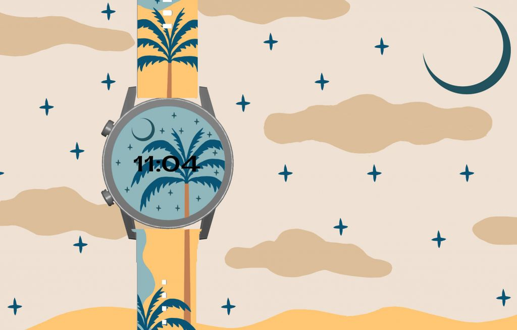MagicWatch 2 by George Greaves