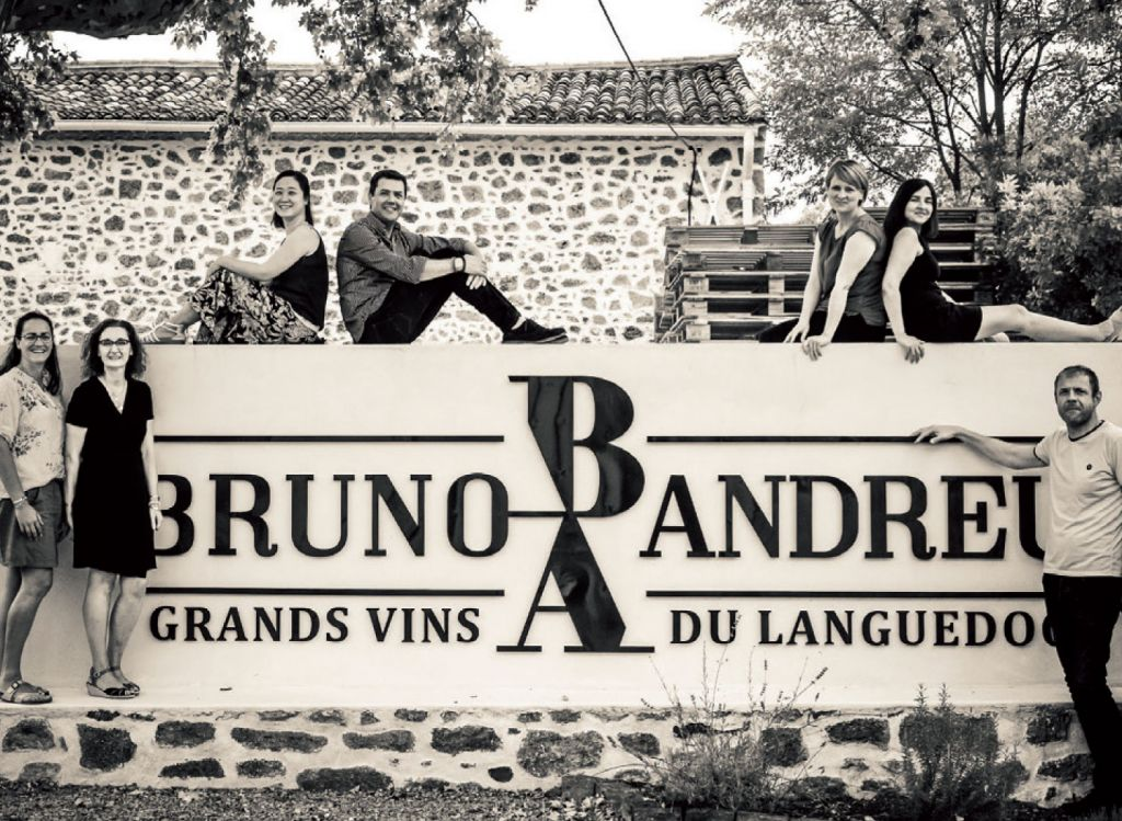 Bruno Andreu Extends its Range to Include Premium Organic Wines