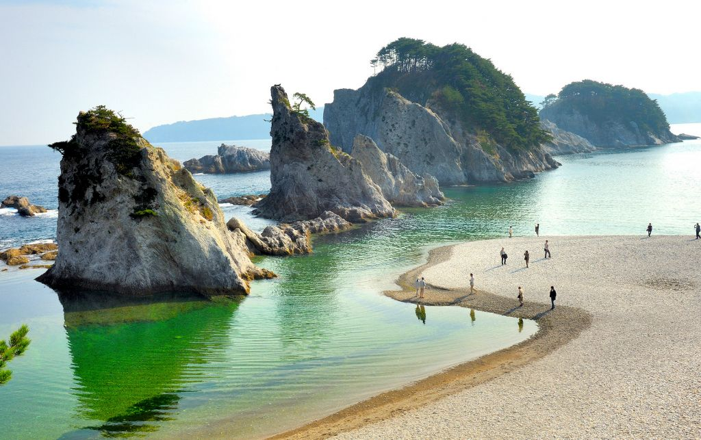 The Michinoku Coastal Trail