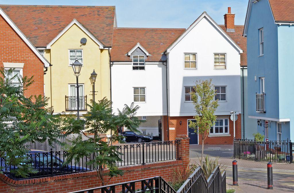 A modern UK property development