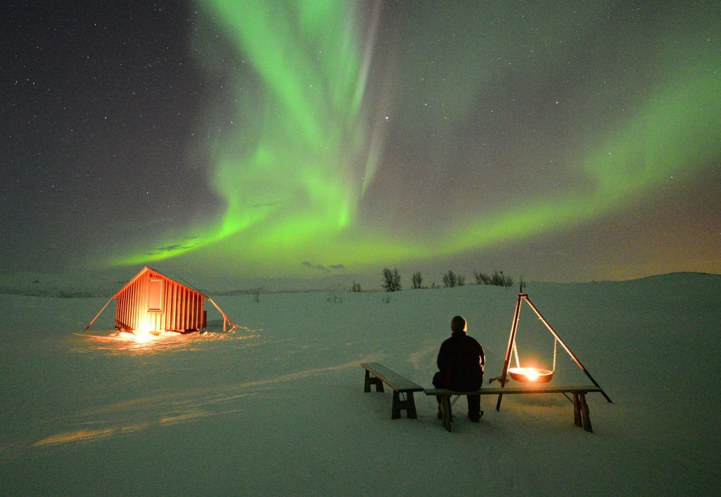 Off the Map Travel Scandinavian Six Northern Lights