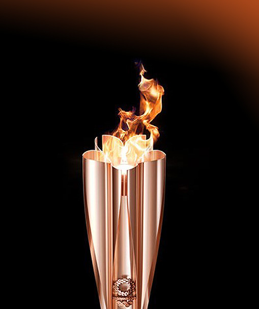 Olympic Torch Tokyo 2020