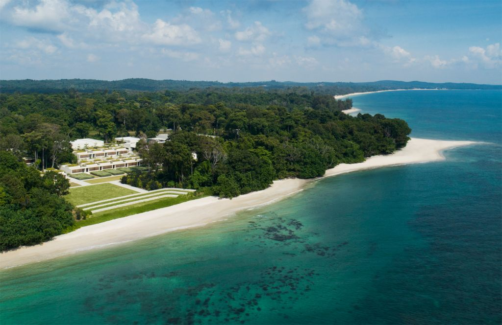 One&Only Desaru Coast resort in Malaysia