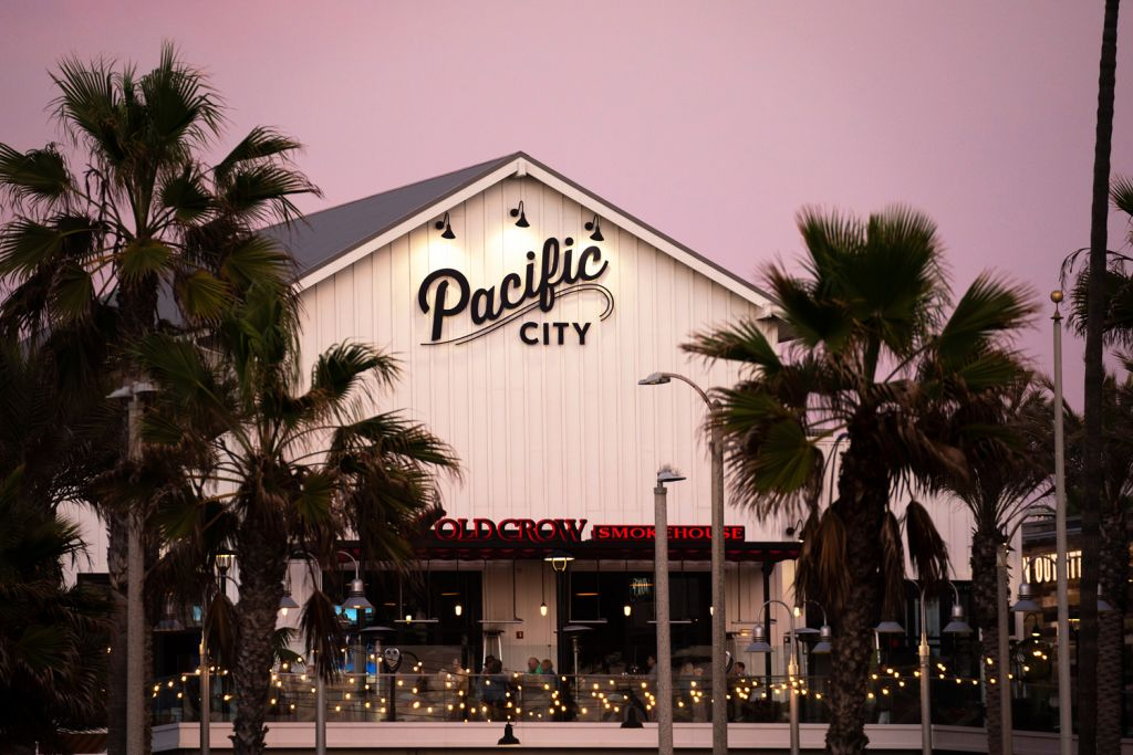 Pacific City – Huntington Beach, California