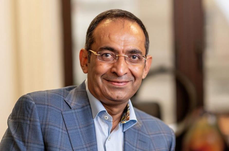 Paresh Raja, CEO, Market Financial Solutions