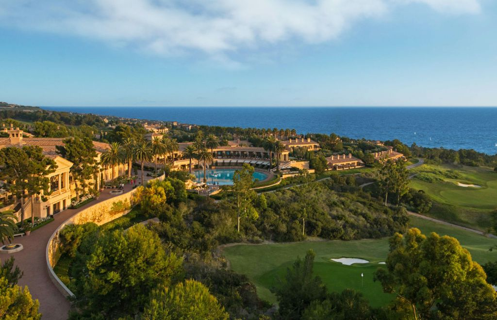 Pelican Hill in Newport Beach California