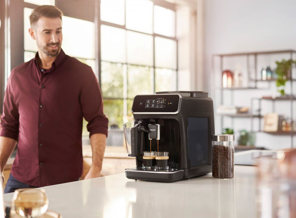 Taking a Break with the Philips LatteGo Coffee Machine