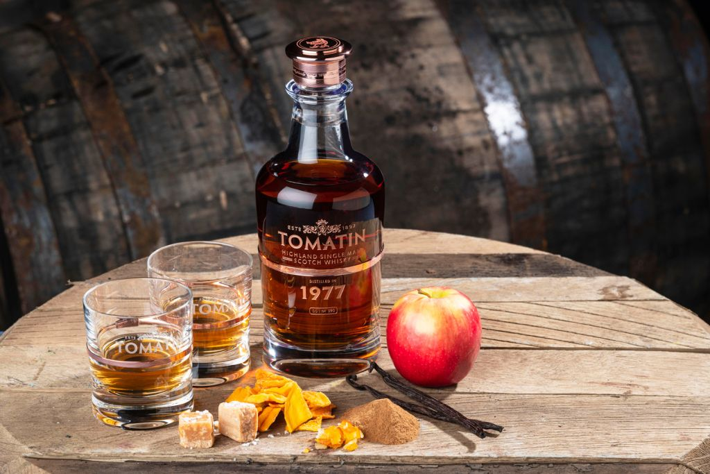 Tomatin Adds The 1977 Expression To Warehouse 6 Whisky Collection