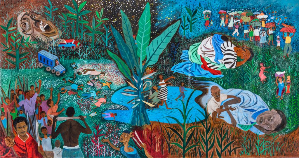 The 1994 Rwandan Genocide by Lily Yeh