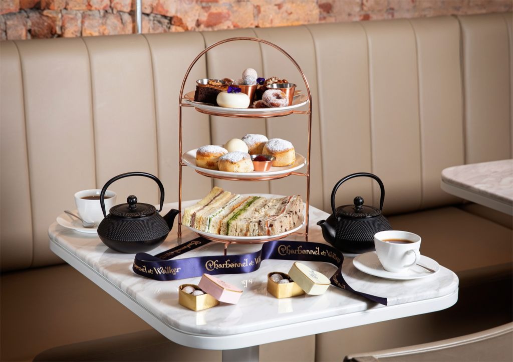 The Kitchens Launch The Edition Afternoon Tea Across London Restaurants