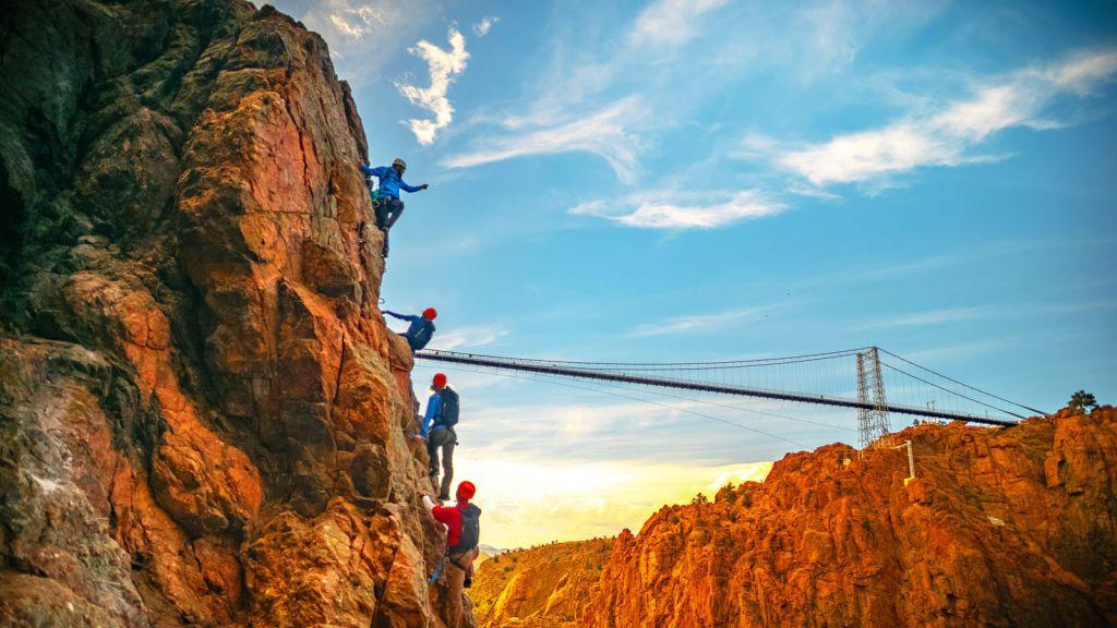 The Royal Gorge Via Ferrata – Canon City, Colorado