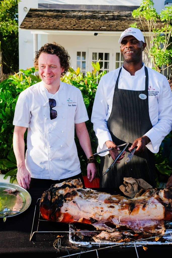 Tom Kitchin ready to wow cooking enthusiasts in Barbados